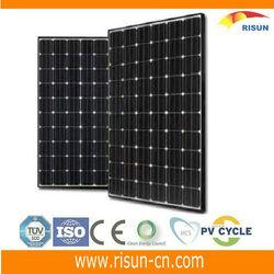 Risun Solar Module TUV CEC Fire Safety-class C