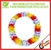 Customized Promotion Hawaii Flower Lei/Flower Necklace/Flower Garland