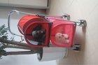 pet stroller strong fashional dog cat stroller two pets stroller