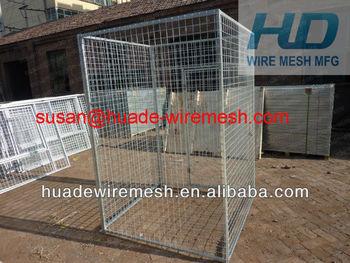 Hot dipped galvanized 1.8x1.2m Dog Kennel/Dog Fence/Dog Panel