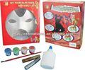 venta al por mayor de la pintura máscara de halloween de la mariposa parte máscara fría diseños