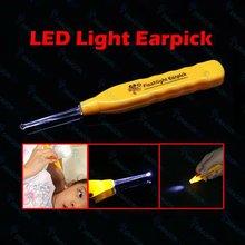 Ear LED Flashlight Earpick Wax Remover Cleaner