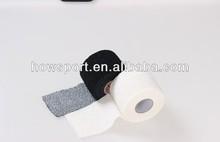 ( S )Human/ Horse Wrapping Elastic Adhesive Bandage(eab) TEARABLE sports EAB TAPE manufacturer