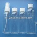 Venda quente 60 ml 80 ml 100 ml de plástico garrafa plástica parafuso de plástico garrafa spray de plástico bottleSB-21