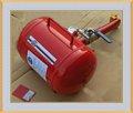 5 acero galón de presión de aire del tanque/de aceroinoxidable del tanque de aire