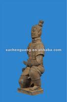 Terrocotta Warriors--Kneeling Archer,ancient warriors,Warrior Figure
