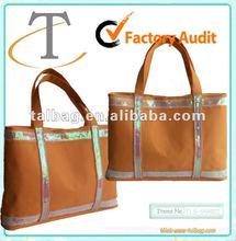 2012 latest design lady's handbag