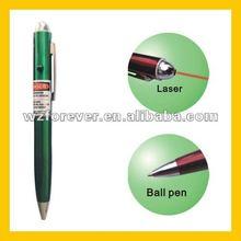 2 in 1 Metal Laser Pen Ballpoint