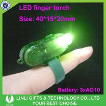 Where To Buy Christmas Light Up Flashing LED Finger Light In China?