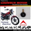 Keeway motorcycle parts horn for Owen 150