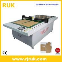 suitcase paper pattern plotter cutter