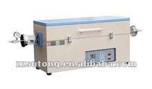 1200.C Laboratory tube muffle furnace