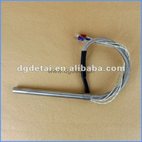 Cartridge Resistance Single Head Electric SUS304 Heating Tubes