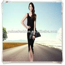 bodycon asymmetrical wrap bodycon womens casual long DRAPED PENCIL SKIRTS