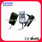 ac dc power adapter 12V wall switch 18-36w,EU US UK wall plug in
