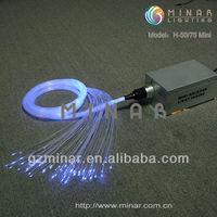 Fiber optic lighting kits, Halogen Light engine, 50/75W, 6 colors (H-50/75Mini kits)