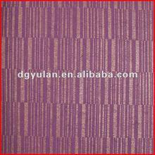 Striped Natural Fiber Texture Non-woven Wallpaper/Wall Covering