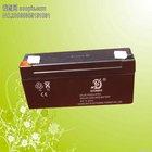 Lead acid storage battery for food vending machine