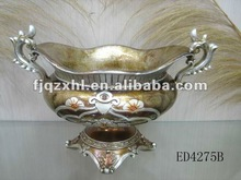 Fashional resin fruit plate, home decoration