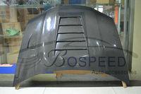 Bospeed Auto Accessories Carbon Fiber Hood Bonnet for Honda City