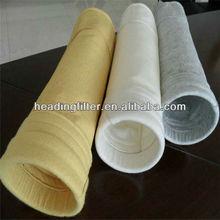 Homo acrílico recolección de polvo bolsas de filtro