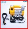 DC12V Portable Car Electric Tire Inflator Pump with 12V Cigarette Lighter Plug