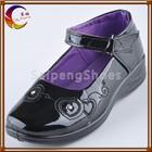 China Fashionable PU material wholesale kids shoes