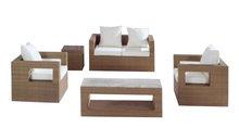 Garden outdoor rattan furniture wicker Sofa/lounge Set