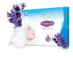 COBOR lavender essential oil skin tightening crystal collagen face mask