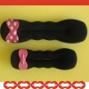 Different kinds of hair styler snap bun