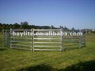 heavy duty 6 rail horse panels