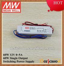MEANWELL LPV-60-12