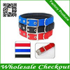 E057 Braid Foam Protective Small Middle Pet Dog Collar Pet Products Wholesale Drop Shipping Colorful Fast Shipping