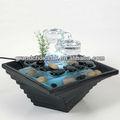 tablero de la mesa mn29050 característica del agua con led blanco