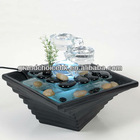 MN29050 Tabletop Water Feature With White LED