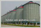 corn paddy rice storage steel silos