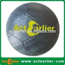 cheap custom hign quality street soccer ball