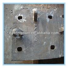 cast iron sand casting parts