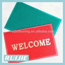 2015 high quality PVC rubber door mat