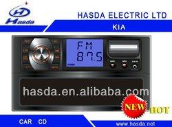 car audio KIA car radio with single USB player CE/FCC