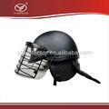 Armature en métal visière. anti riot casque/casque abs