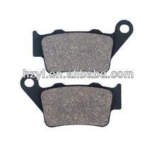 Zhejiang very durable wholesale brake pads motorcycle