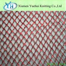 Wonderful Christmas Decoration Organza dyeing Silver Stripe Knit Fabric