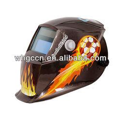 DIN9-13 CE en379 solar China OEM auto darkening welding helmet