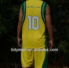 Custom Basketball Uniform/basketball clothing