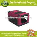 Portable pet carrier/car carrier/cage de voyage