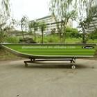 Aluminum boat - 370 Hunter Fishing Boat / Fast / Useful