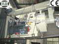 Ce/gost/25x13mm 2t/h ring die presse granulés de bois de la biomasse