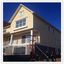wood grain calcium silicate exterior wall cladding, dry-hanging external wall cladding 200x2400/1200x2400x6-15mm