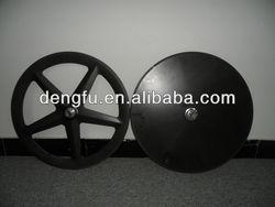 Dengfu hot sale carbon bicycle tt bike frame FM087, New Aero Time trial carbon frameset, size 50/52/54/56cm, BSA/BB30, OEM